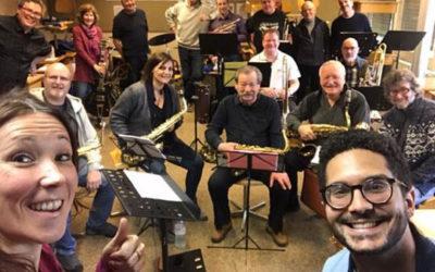 European Big Band contest