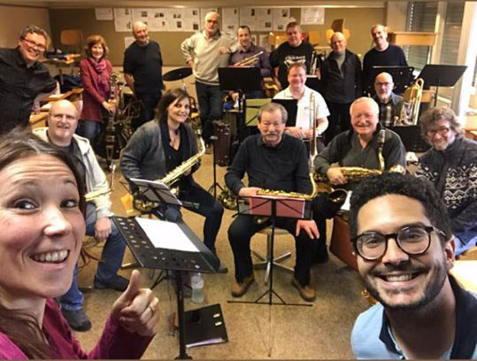 European Big Band contest